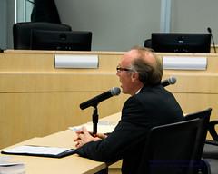 David Hablewitz, Transportation Industry Watchdog Testifies to the Committee