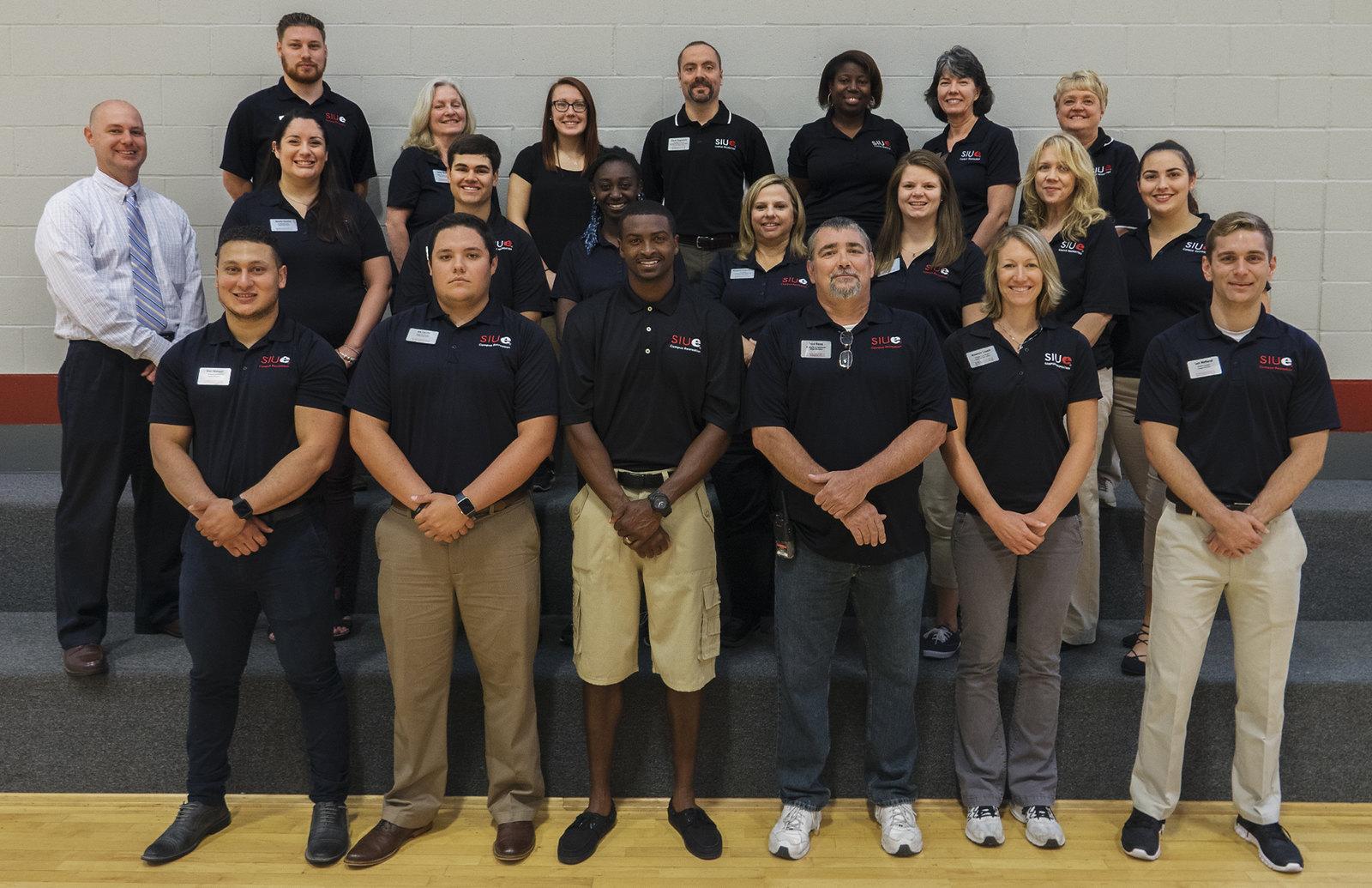 Campus Recreation Staff