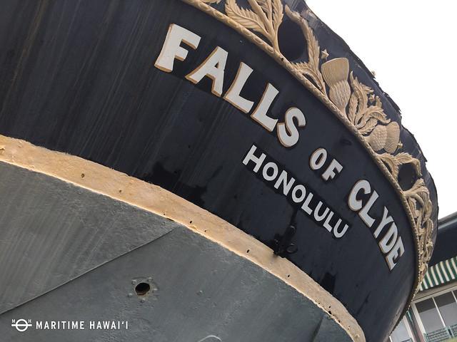 Falls of Clyde – September 2017 Update
