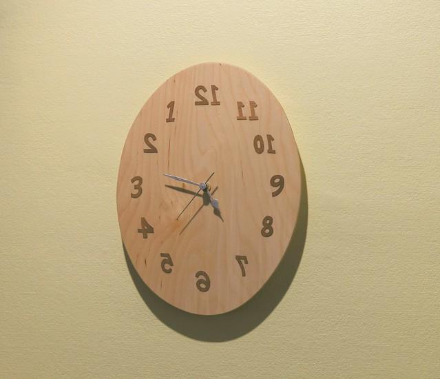 clock+note