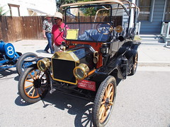 1914 Ford Model T Touring '7802' 2