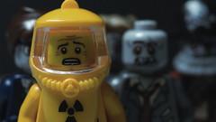 Lego Zombie: Don't Turn Around
