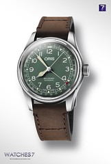 ORIS – Big Crown D.26 286 HB-RAG Limited Edition