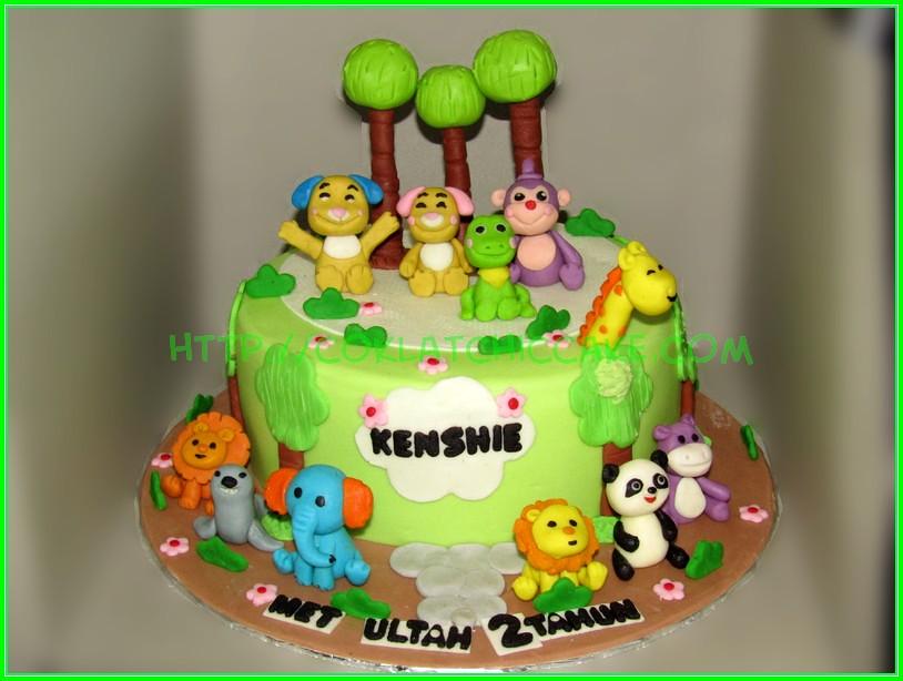 cake animal -  kenshie