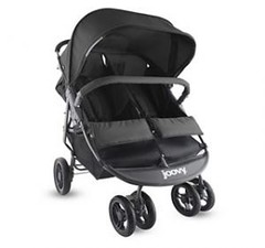 Best Double Strollers Reviews and Guide : Joovy Scooter X2 Double Stroller