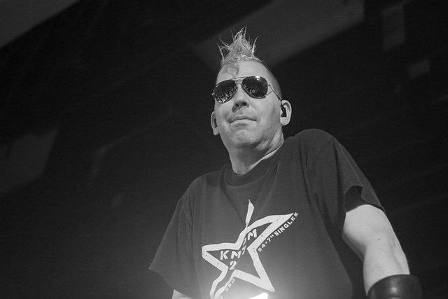 KMFDM @ State Theatre, Falls Church, VA 10/05/2017