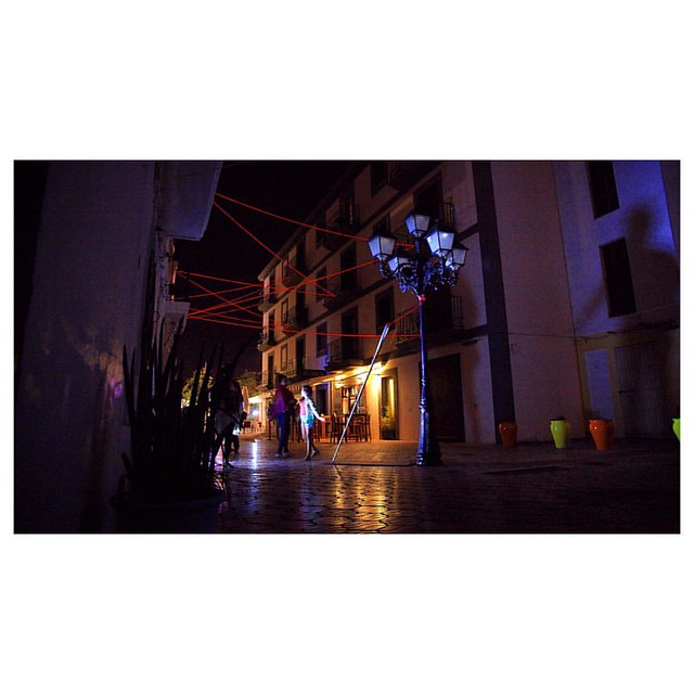 📍Seam City #LaCoutureArtwork at the @ibizalightfestival 2017 w/ @douglascabel . . . . . . #IbizaLightFestival #art #arte #artist #artwork #artgram #contemporaryart #canonofficial #artcontemporain #arttherapy #lightart #publicart #instaart #i