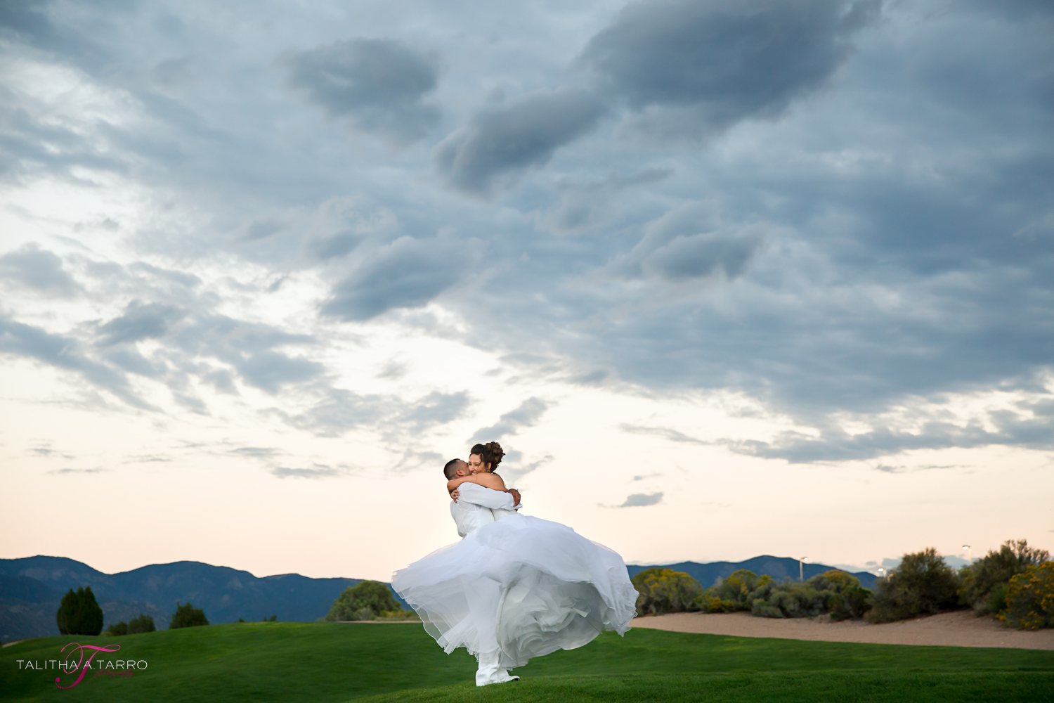 Sandia Event Center Wedding_38