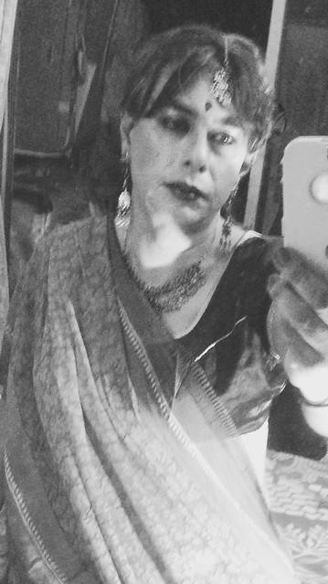 Selfie in Mirror