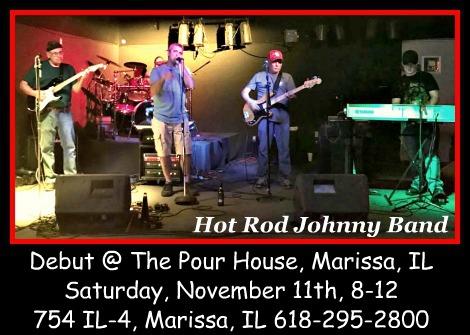 Hot Rod Johnny Band 11-11-17