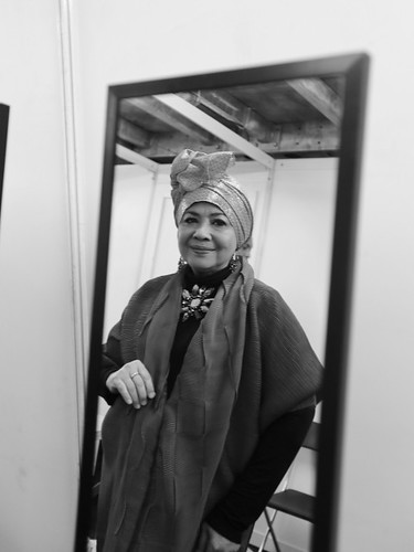 LHM-Rahima Rahim Mirror Portrait