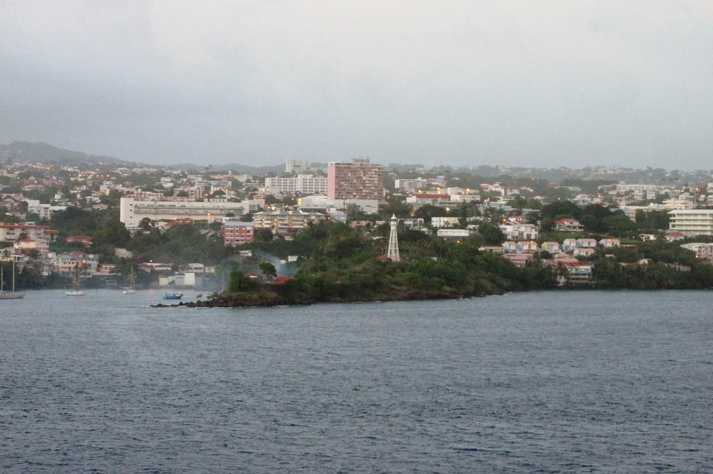 Fort Tartenson - Martinique