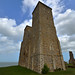 Reculver Towers in Kent