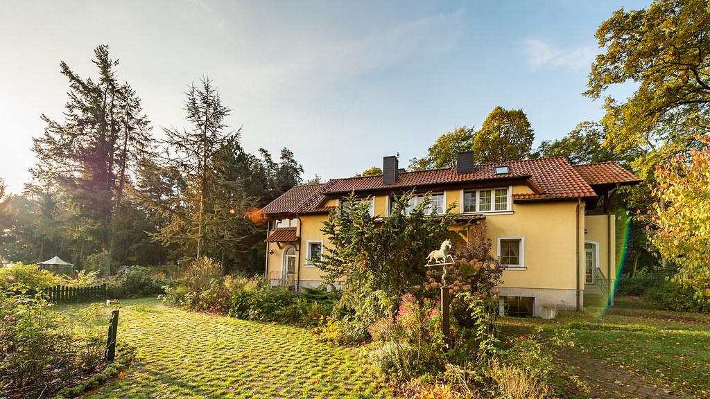 Gutshof Mühlengels | Herbst