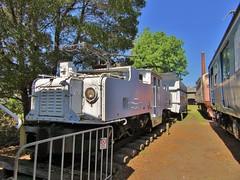 Mighty Moose - Newport Railway Museum – 14.10.17