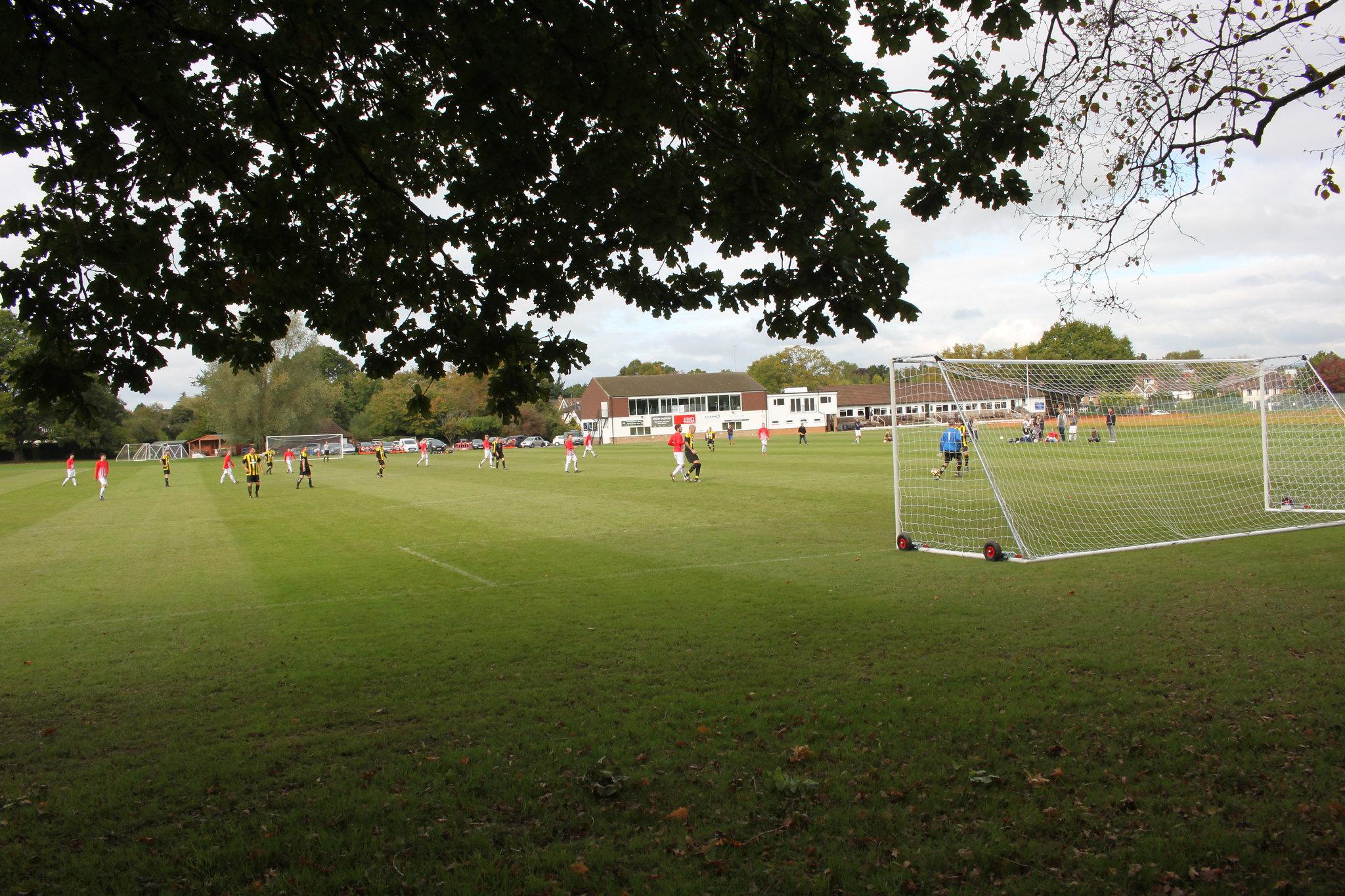 Cricket Fields Football