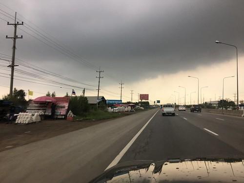 Koh Samui-Bkk Road Trip 1,500km Day6 (Bkk to Huahin)