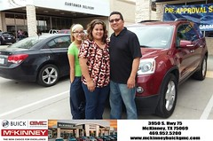 #HappyBirthday to Tito from Monte Montelongo at McKinney Buick GMC!