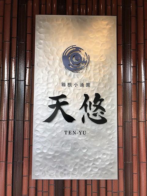箱根天悠溫泉飯店 (2)