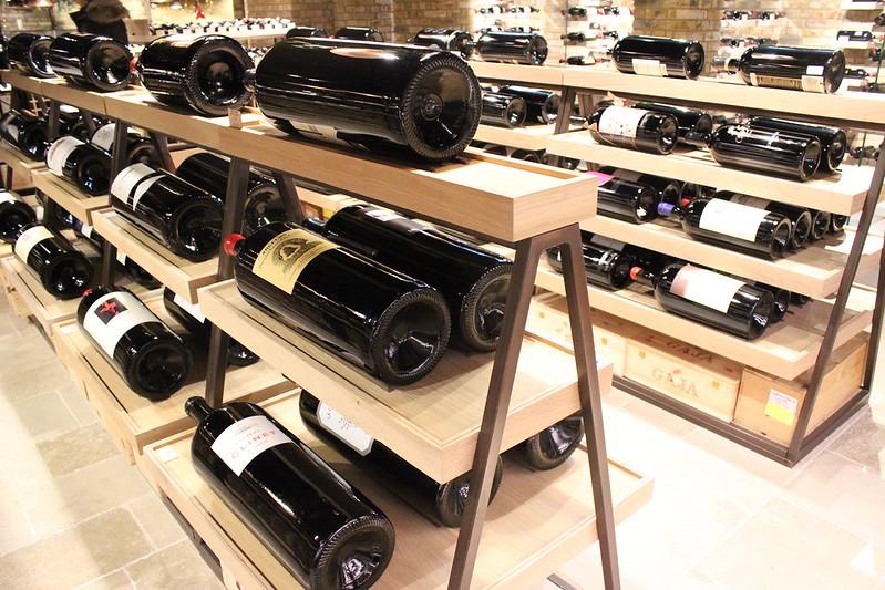 Hedonism Wines, London / etdrysskanel.com