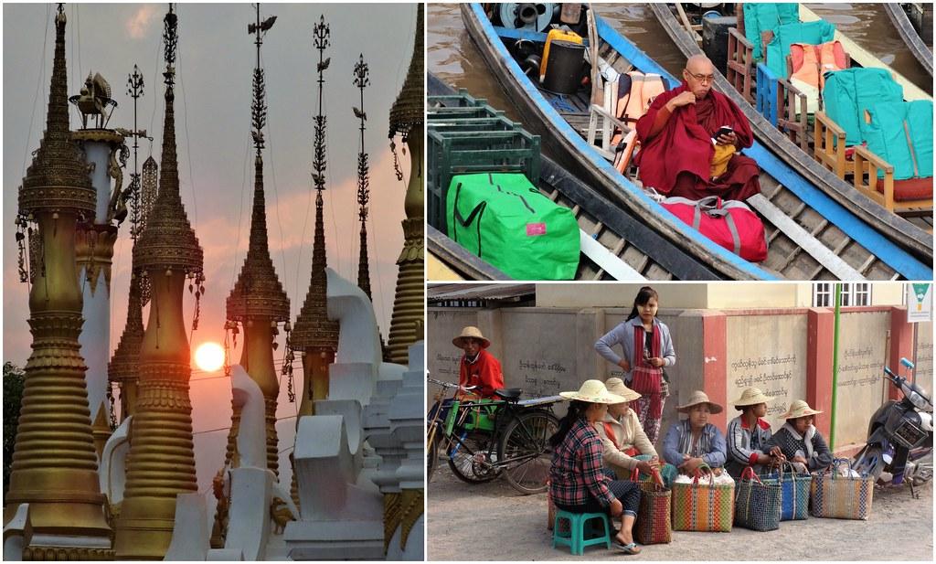 Nyaung Shwe, Birma