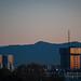 Sunrise in Milano by votredame