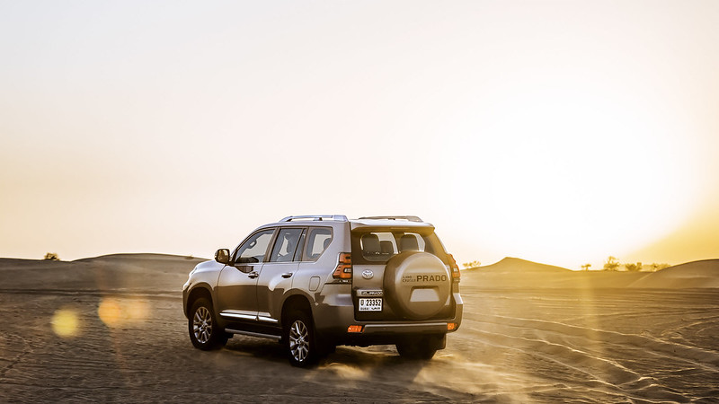 Al Futtaim Launches the all new Prado for 2018 CarbonOctrane 4