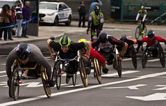 Men's Wheelchair Leaders
