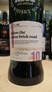 SMWS 71.48 - Follow the yellow brick road