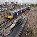 Class 322 322482 Northern & Class 67 67005