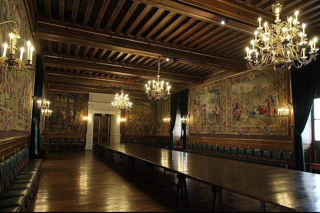 Chateau de Pau, Henri IV (1)