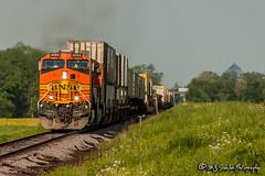 BNSF 4064 | GE C44-9W | UP