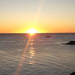 wschód słońca duncan cove
