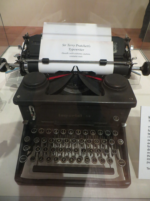 terry's typewriter