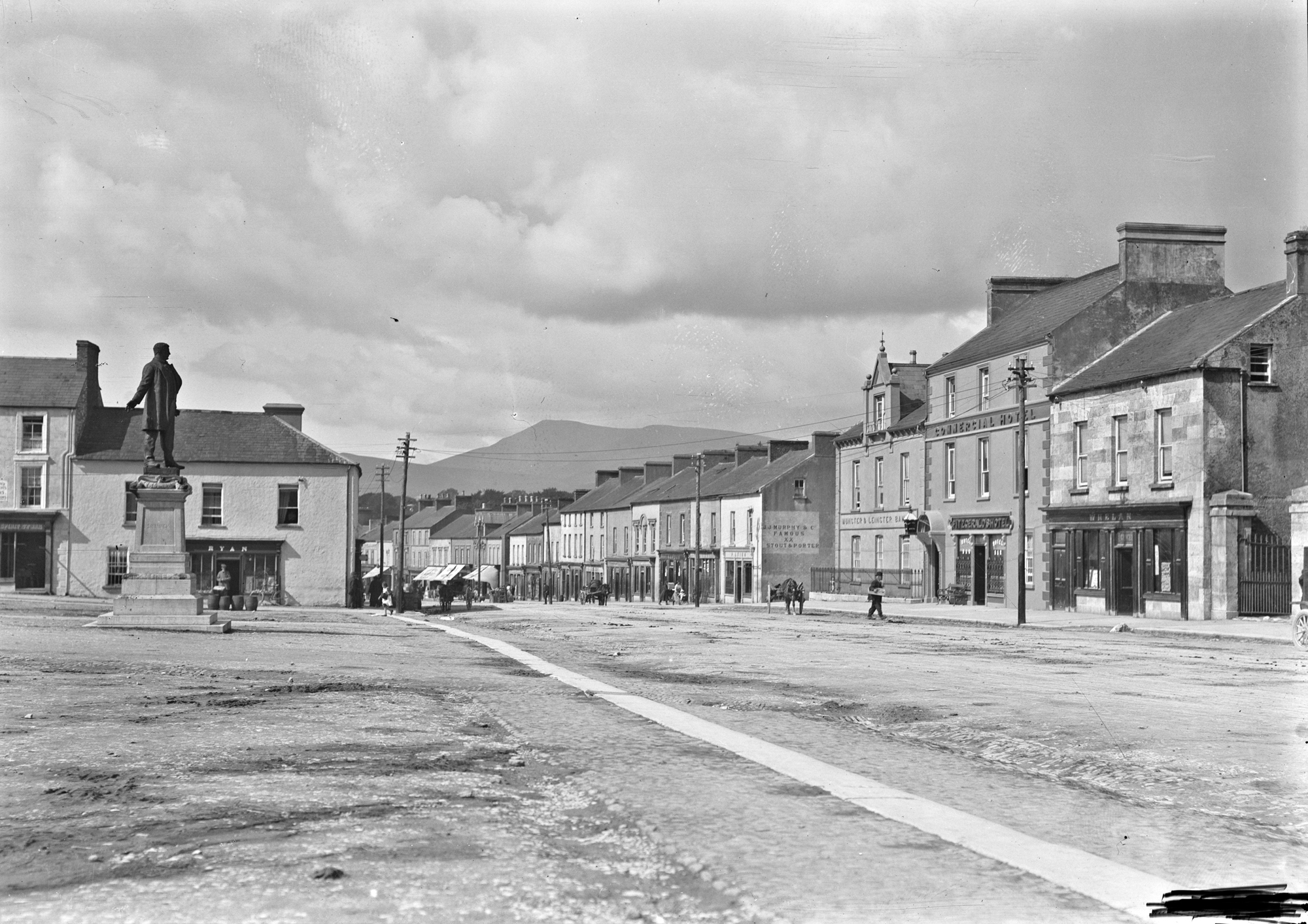 Square & Main street, Mitchelstown, Co. Cork