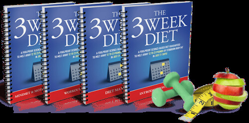 3 Week Diet System for Faster Weight Loss