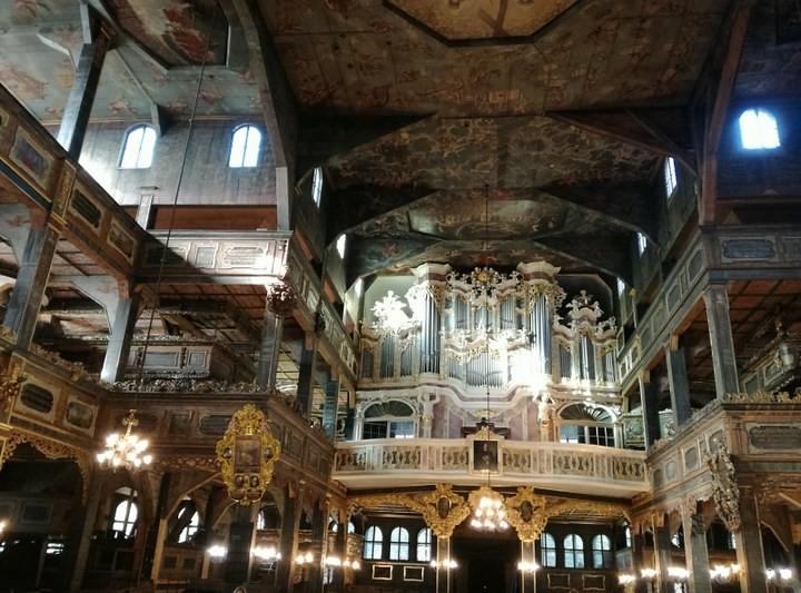 Iglesia Paz Swidnica