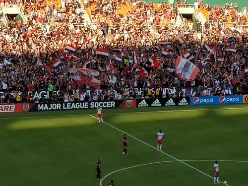 Final D.C. United Game at RFK