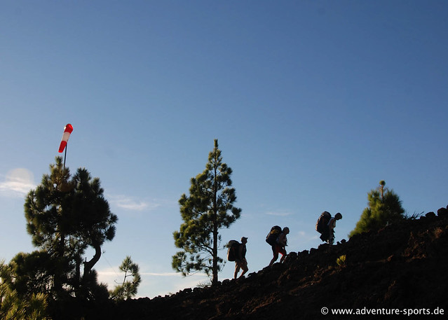 La Palma Gleitschirmreise 2017