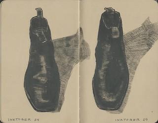 Inktober 24-25