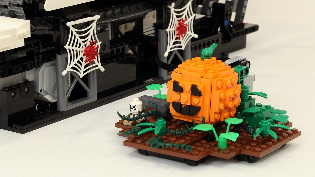 Chocolate Machine Pumpkin