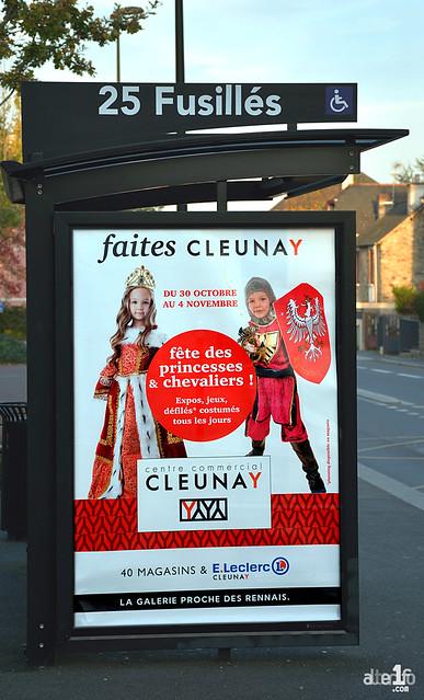 [01 Novembre 2017] – Un jour, une photo… Véhiculer des stéréotypes de genre, Leclerc Cleunay sait faire !