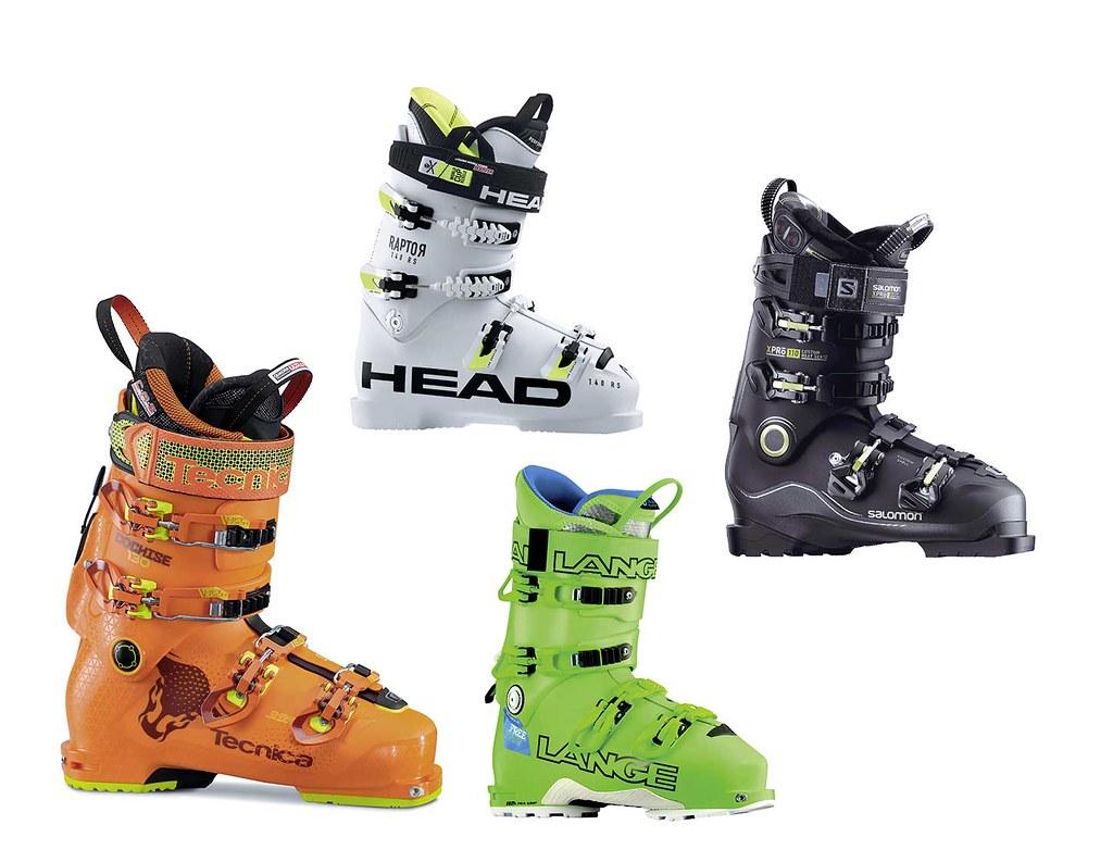 Jak vybrat lyžařské boty aneb vše 2cf2a44c0f