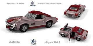 Ralston Lynx MkII-C Coupe (1961)