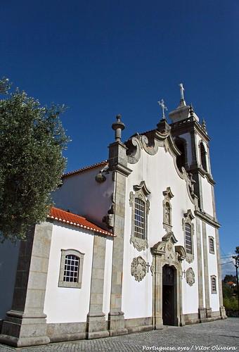 Igreja de Matriz de Santa Cruz da Trapa - Portugal 🇵🇹