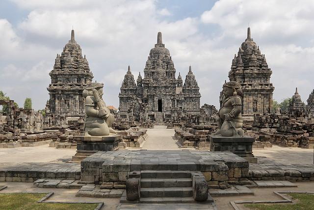 Candi Sewu, Yogyakarta - Java