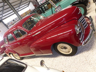 Chevrolet Fleetmaster 2100EK (1947)