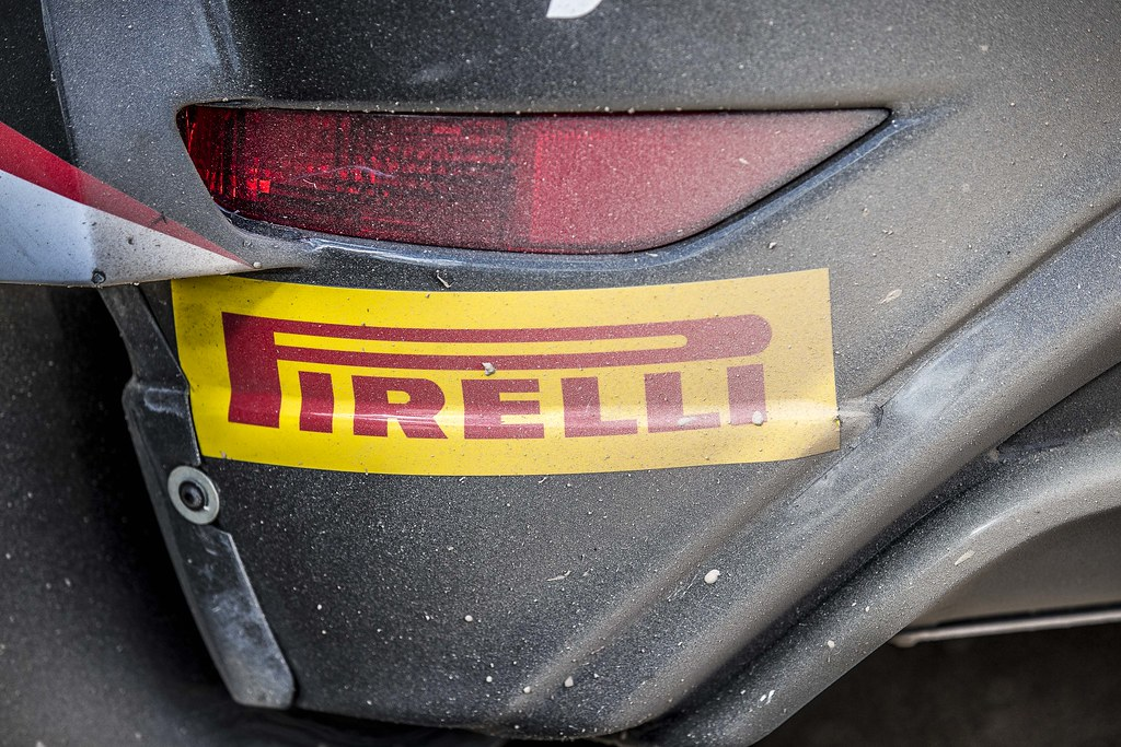 Pirelli  during the 2017 European Rally Championship ERC Liepaja rally,  from october 6 to 8, at Liepaja, Lettonie - Photo Gregory Lenormand / DPPI