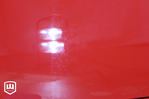 2006 Porsche 911 Paint Polishing