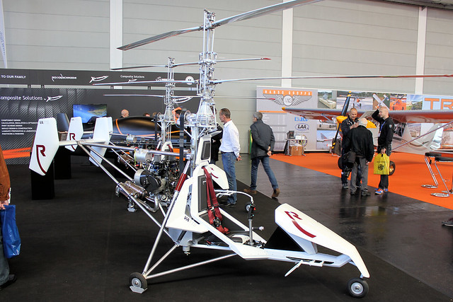 German Rotorschmiede VA115